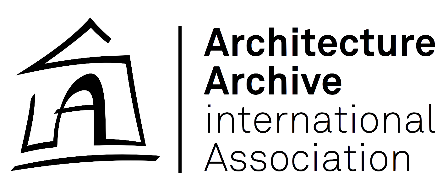 Architecture Archive international Association Logo